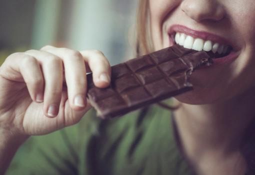 Cioccolato contro dolori mestruali